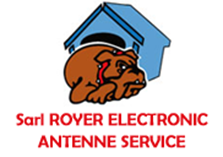 Royer Electronic Antenne Service Logo